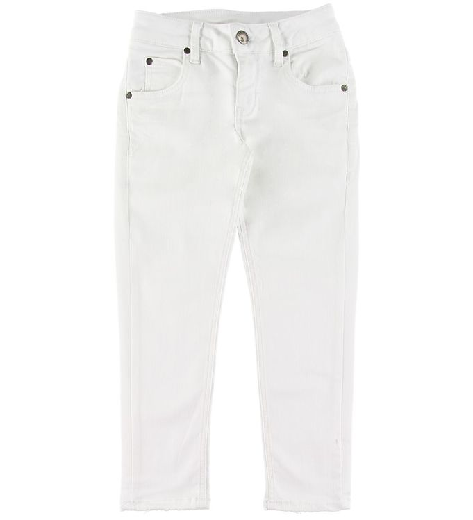 Hound Jeans - Straight - Ankle Fit - Hvid