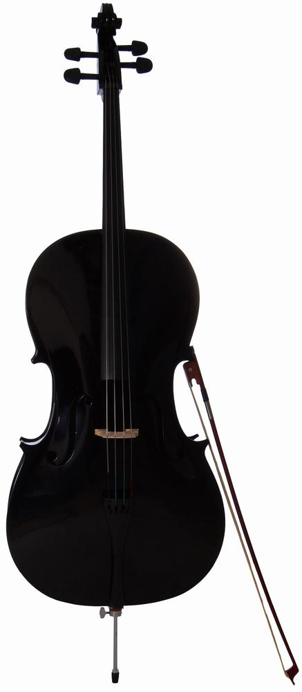 Arvada MC760L-BK cello4/4 sort
